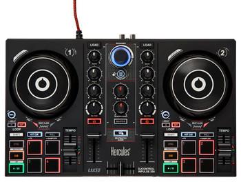 Hercules DJ Impulse 200 - DJ Conroller