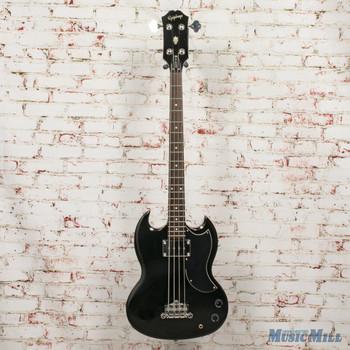 Epiphone EB-0 Short Scale Bass Ebony x0449 (USED)