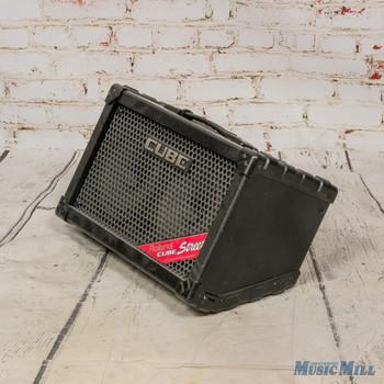 "Roland CUBE Street 5-watt 2x6.5"" Battery Powered Combo Amp x4348 (USED)"