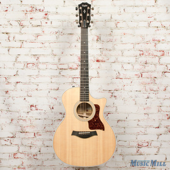 2019 Taylor 414ce - Ovangkol Back and Sides, V-class Bracing Guitar x9045 (USED)