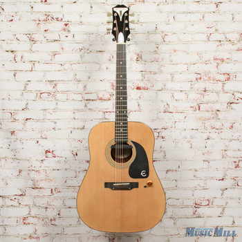 2019 Epiphone Pro-1 Acoustic Guitar with Fishman Rare Earth Pickup x3377 (USED)