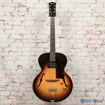 Vintage Gibson ES-125 Hollow-Body Electric Guitar Vintage Sunburst x6031 (USED)