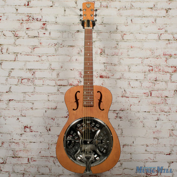 Epiphone Dobro Hound Dog Round Neck, Vintage Brown