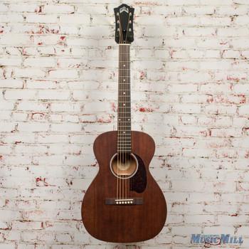 Guild M-20 Concert Acoustic Guitar Natural