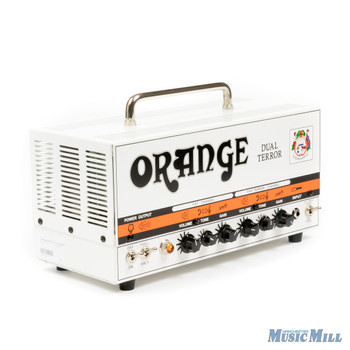Orange Dual Terror DT30H Guitar Amplifier Head (30 Watts) with Bag and Footswitch x1211 (USED)