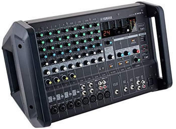 Yamaha EMX5 12-input Stereo Powered Mixer w/ DSP Effects
