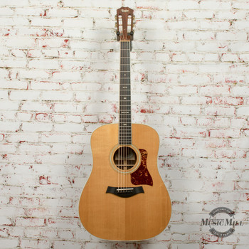 2014 Taylor 710 Prototype V Bracing Acoustic Guitar Natural x4165 (USED)