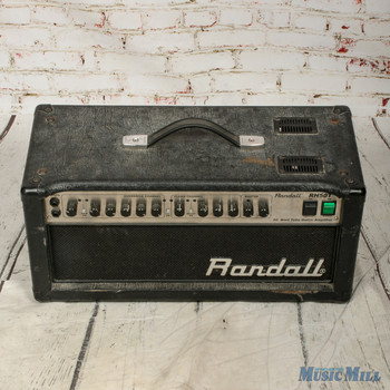 Randall RH50T 2-Channel 50-Watt Guitar Amp Head x142a (USED)