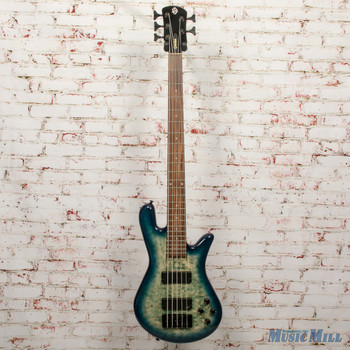 Spector Legend 5 Neck-Thru - Faded Blue Gloss x1120