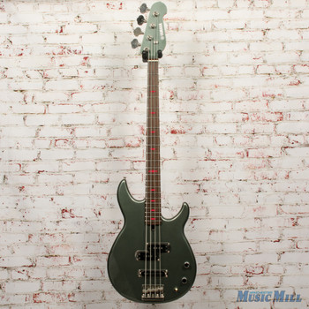 2001 Yamaha Michael Anthony Signature Electric Bass Guitar Gray (USED)