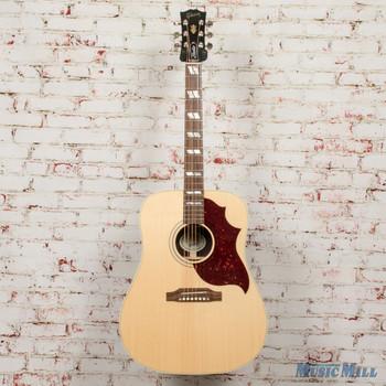 Gibson Hummingbird Studio Rosewood - Antique Natural + FREE HOODED SWEATSHIRT
