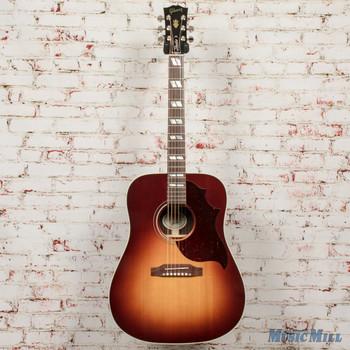 Gibson Hummingbird Studio Rosewood - Rosewood Burst + FREE HOODED SWEATSHIRT