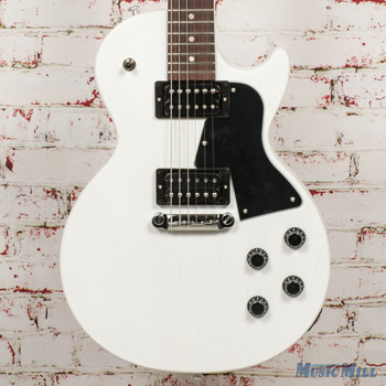 Gibson Les Paul Special Tribute Humbucker - Worn White x0286