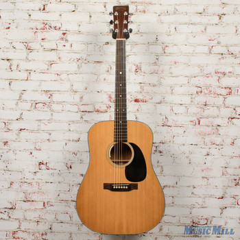 1971 Martin D-18 Dreadnought Acoustic Guitar Natural x8313 (USED)