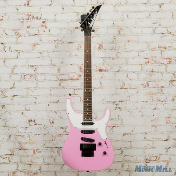 Jackson X Series Soloist SL4X Electric Guitar Bubblegum Pink DEMO ICJ1801315