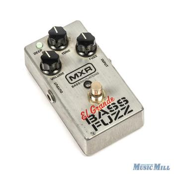 MXR El Grande Bass Fuzz Pedal x5952 (USED)