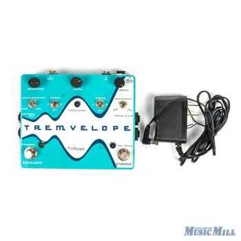 Pigtronix Tremvelope Envelope Modified Tremolo Pedal x1561 (USED)