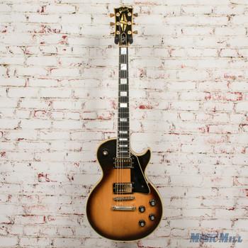 1974 Gibson Les Paul Custom 20th Anniversary Tobacco Sunburst w/OHSC (USED)