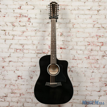Taylor 250ce Deluxe - Black x9490 (USED)