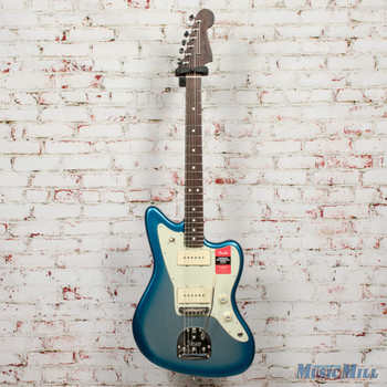2019 Limited Edition American Professional Jazzmaster®, Solid Rosewood Neck, Sky Burst Metallic