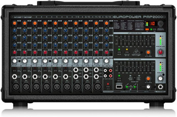 Behringer Europower PMP2000D 2000W 14-Channel Powered Mixer