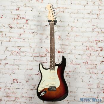 Fender American Elite Stratocaster Lefthanded 3-Tone Sunburst w/OHSC (USED)