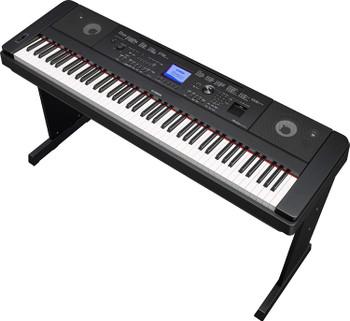 Yamaha DGX660B 88-Key Weighted Digital Piano