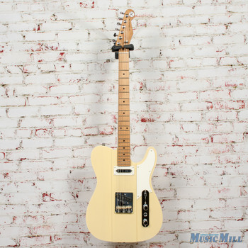 Reverend Guitars Greg Koch Signature Gristlemaster Powder Yellow