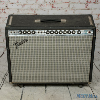 Fender '75 Twin Reverb Silverface (USED)