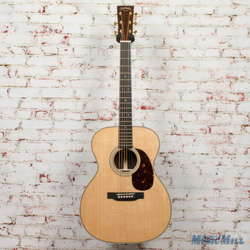 Martin 00028e Modern Deluxe Acoustic Electric Guitar Natural x7480