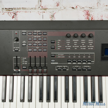 Yamaha S90 XS Synthesizer 88-Key (USED)