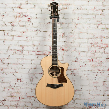 Taylor 812ce Grand Concert Acoustic w/OHSC (USED)