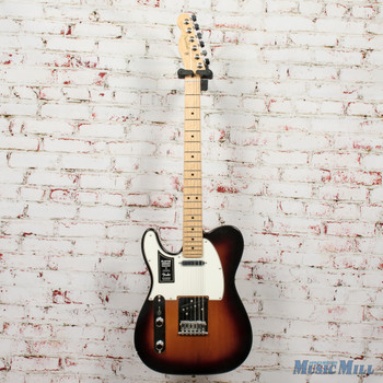 Fender Player Telecaster Left-Handed Electric Guitar 3-Color Sunburst DEMO mx18185705