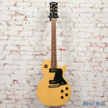 Gibson Les Paul Special - TV Yellow x0399 + FREE HOODED SWEATSHIRT