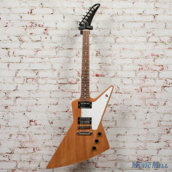 Gibson Explorer - Antique Natural + FREE HOODED SWEATSHIRT