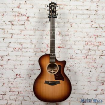 Taylor 514ce-LTD Fall Acoustic Electric Guitar Koa/Western Red Cedar Shaded Edgeburst x9004