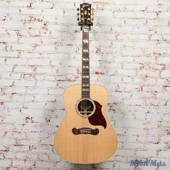 Gibson Songwriter Standard- Antique Natural , NAMM 2020 Demo x9026
