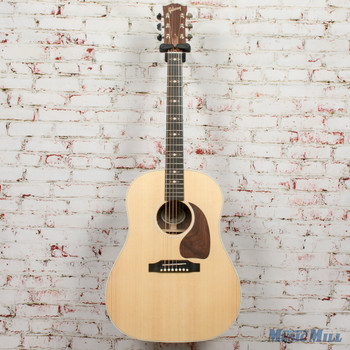Gibson Acoustic J-45 Sustainable - Antique Natural , NAMM 2020 Demo x9004