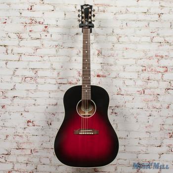 Gibson Slash Limited Edition J-45 Vermillion Burst - NAMM 2020 Demo x9037
