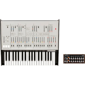 Korg ARP Odyssey FSQ Rev 1 - Full Sized Duophonic Synthesizer with SQ-1