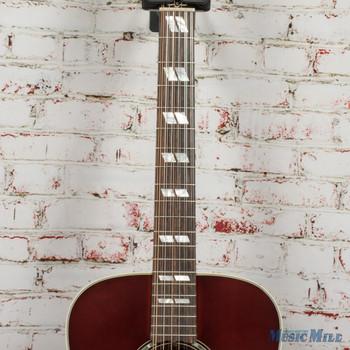 Gibson Songwriter 12 String Rosewood, Rosewood Burst, NAMM 2020 Demo x9065