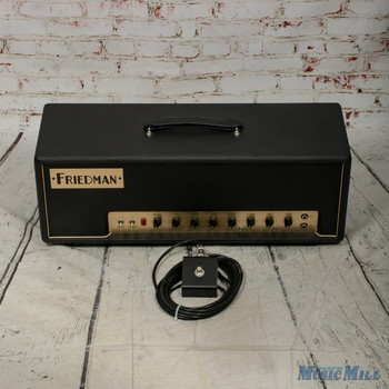 Friedman Small Box 50-watt 2-channel Tube Head x6003 (USED)
