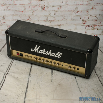 Marshall DSL100H 100W 2-Channel Tube Guitar Head x602b (USED)