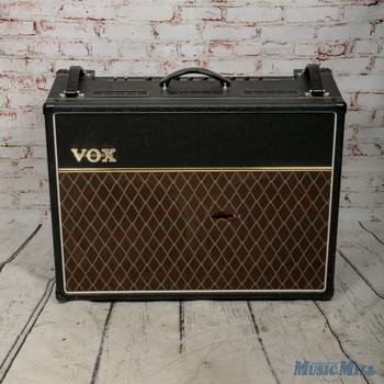 """Vox AC15C2 15-watt 2x12"""" Tube Combo Guitar Amp x2927 (USED)"""