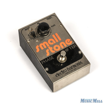 Electro Harmonix Small Stone Analog Phase Shifter Guitar Effects Pedal x6878 (USED)