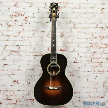 1994 Gibson Limited Edition L-2 1929 Reissue Continental Special Acoustic Electric Guitar Sunburst x3013 (USED)