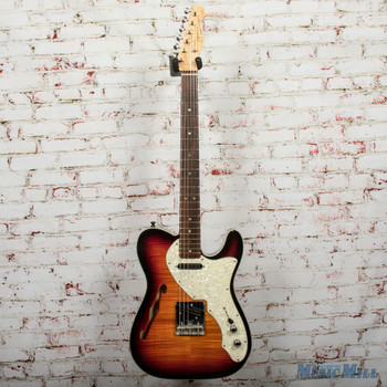 Fender Custom Shop Thinline Tele 1995 FMT 3TS x0F12 w/OHSC (USED)