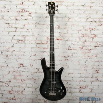 Spector Legend 4 Standard Bass Black Stain Gloss, B-stock x0090