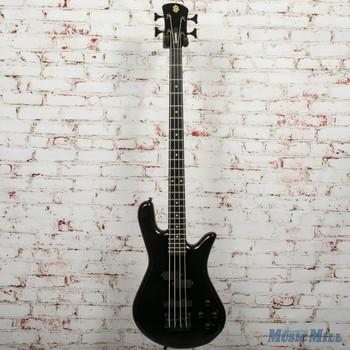 Spector Performer Bass 4 - Solid Black Gloss, B-stock x0288