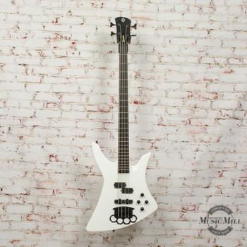 Spector CK-4 Chris Kael Signature Bass Solid White Matte, B-stock x0434
